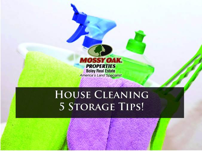 Cleaning Storage